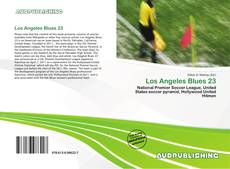 Buchcover von Los Angeles Blues 23