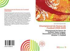 Capa do livro de Championnat de Suisse de Football 2008-2009