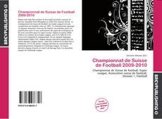Capa do livro de Championnat de Suisse de Football 2009-2010