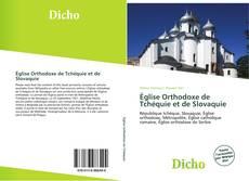 Bookcover of Église Orthodoxe de Tchéquie et de Slovaquie