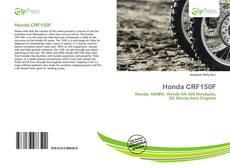 Bookcover of Honda CRF150F