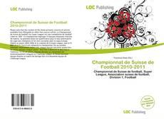 Capa do livro de Championnat de Suisse de Football 2010-2011