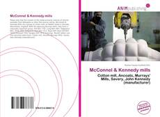Bookcover of McConnel & Kennedy mills