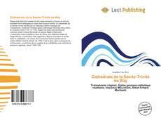Bookcover of Cathédrale de la Sainte-Trinité de Blaj