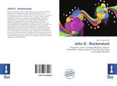 Обложка John D . Rockerduck