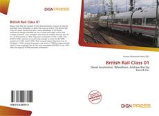 Bookcover of British Rail Class 01
