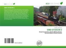 EMD GT26CW-2的封面