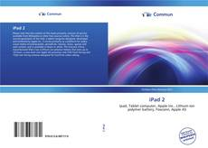 Bookcover of iPad 2