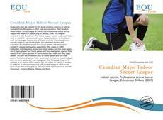Canadian Major Indoor Soccer League的封面