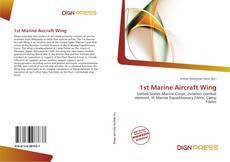 Portada del libro de 1st Marine Aircraft Wing