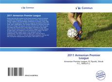 Bookcover of 2011 Armenian Premier League