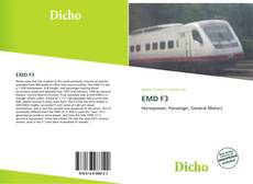 Bookcover of EMD F3