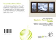 Bookcover of Coulsdon Town Railway Station