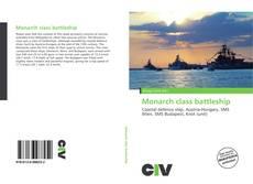 Bookcover of Monarch class battleship