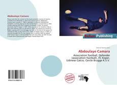 Обложка Abdoulaye Camara
