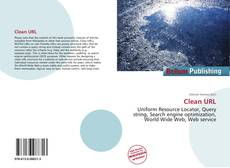 Bookcover of Clean URL