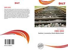 Bookcover of EMD SW8