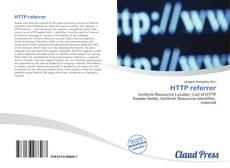 Buchcover von HTTP referrer