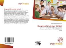 Capa do livro de Kingston Grammar School