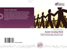 Bookcover of Easter Sunday Raid