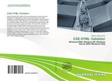 Bookcover of CSE HTML Validator