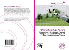 Bookcover of Chesterfield F.C. Players