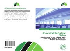 Bookcover of Drummondville Railway Station