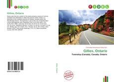 Copertina di Gillies, Ontario