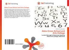 Borítókép a  Abbs Cross School and Arts College - hoz