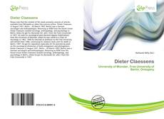 Bookcover of Dieter Claessens