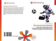 Обложка Cleveland Internationals