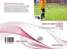Bookcover of 2000–01 UAE Football League