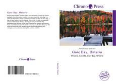 Buchcover von Gore Bay, Ontario