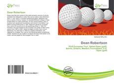 Bookcover of Dean Robertson