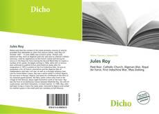 Couverture de Jules Roy