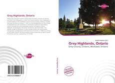 Grey Highlands, Ontario kitap kapağı