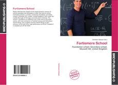 Borítókép a  Fortismere School - hoz