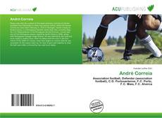 Bookcover of André Correia