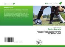 Buchcover von André Correia