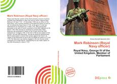 Bookcover of Mark Robinson (Royal Navy officer)