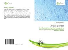 Bookcover of André Gertler