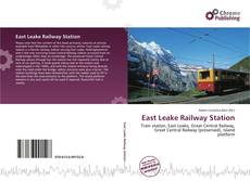 Bookcover of East Leake Railway Station