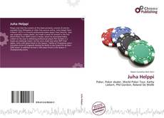 Juha Helppi kitap kapağı