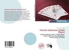 Couverture de Christer Johansson (Poker Player)