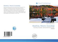 Bookcover of Hamilton, Ontario (township)
