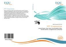 Portada del libro de ITT Corporation