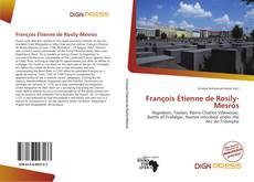 Capa do livro de François Étienne de Rosily-Mesros