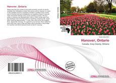 Bookcover of Hanover, Ontario