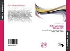 Portada del libro de Kelly Johnson (Engineer)