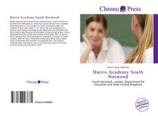 Bookcover of Harris Academy South Norwood